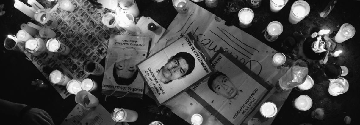normalistas de Ayotzinapa muertos en Igual