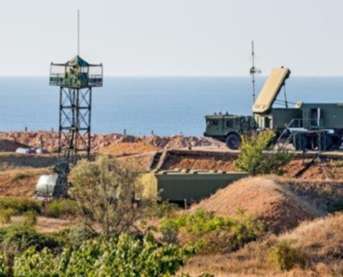 Batteria di missili S-400 in Turchia