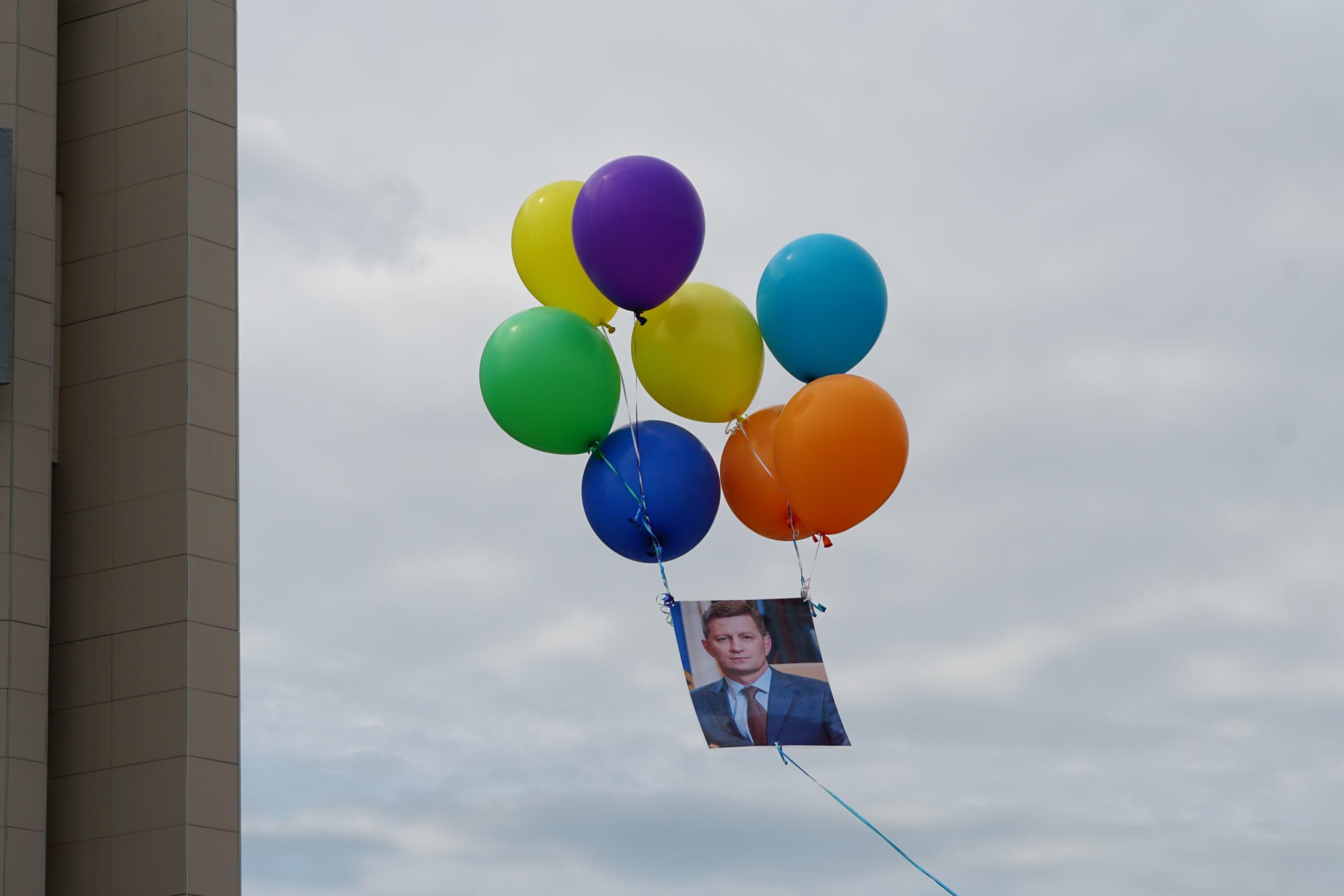 proteste pro-Furgal in Siberia