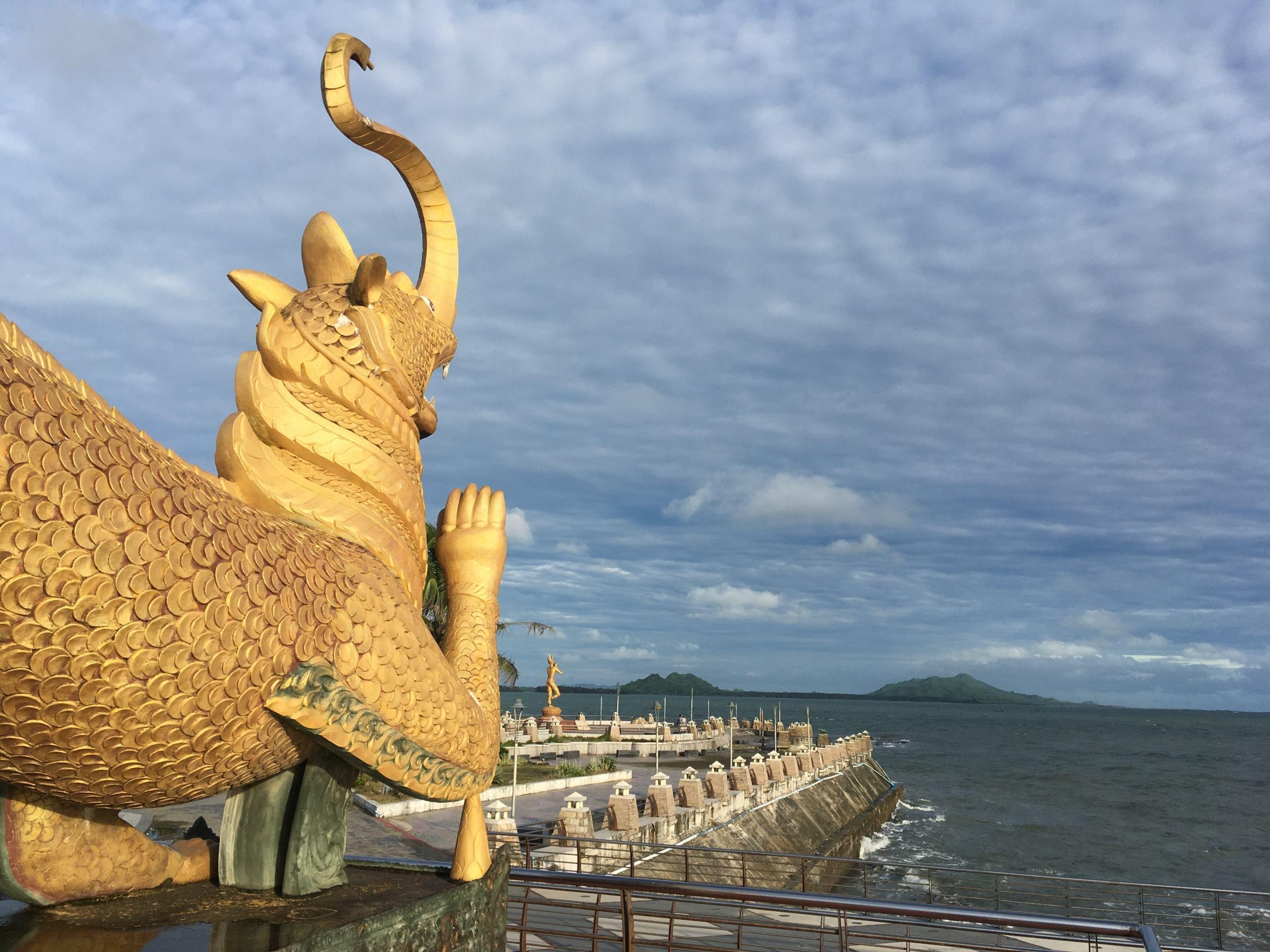 Tempi dorati Rakhine