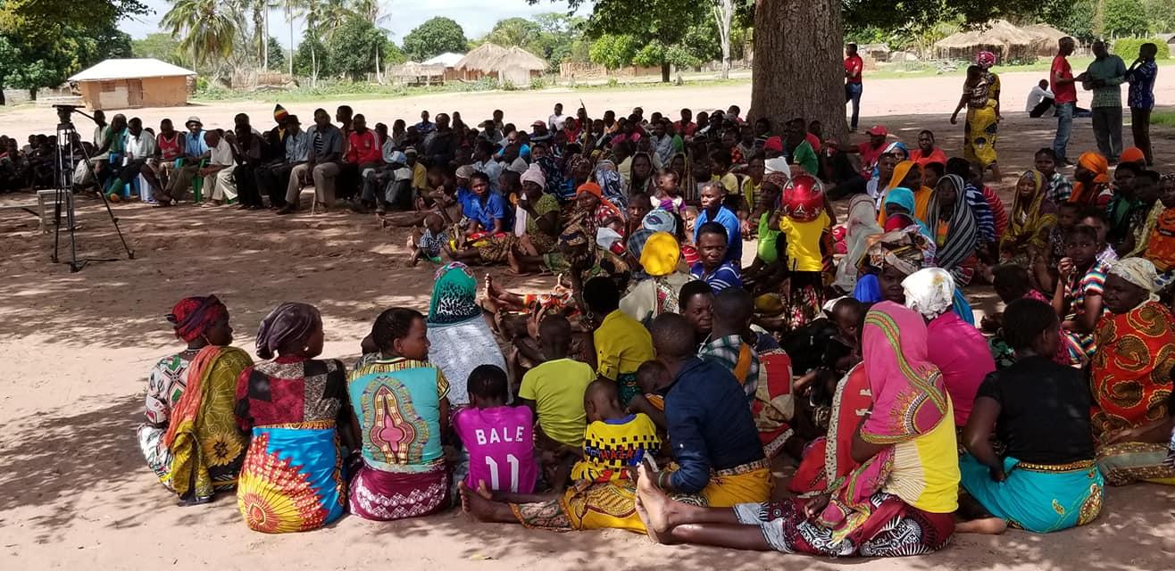 Sfollati Mozambicani