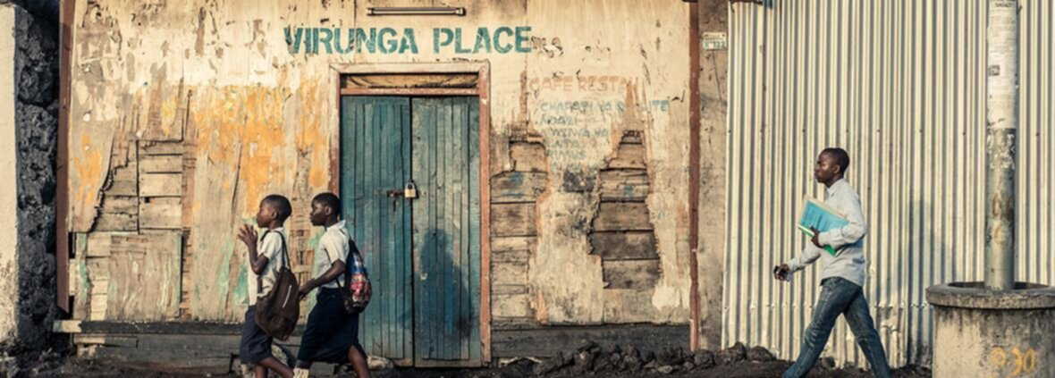 riflettori sul Congo