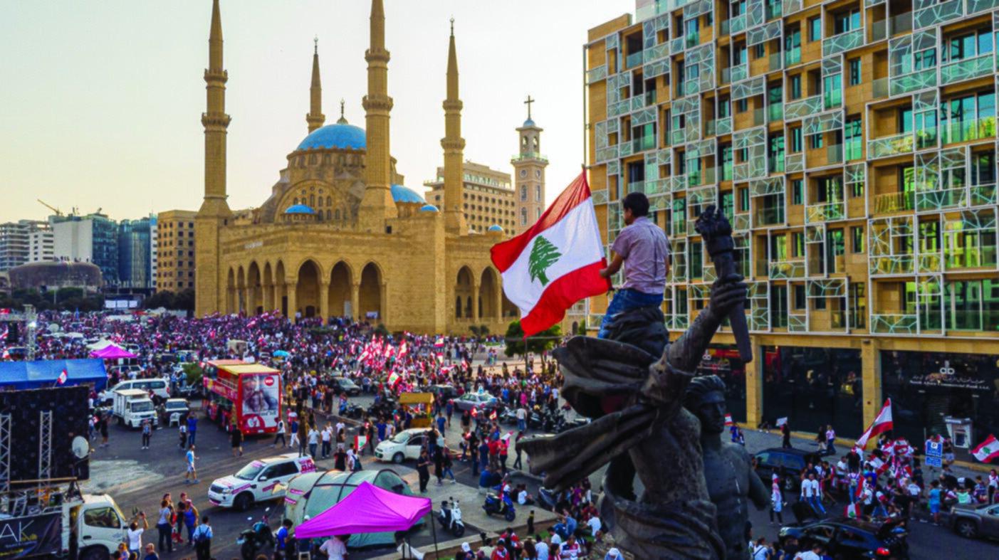 L'eredità delle Primavere arabe