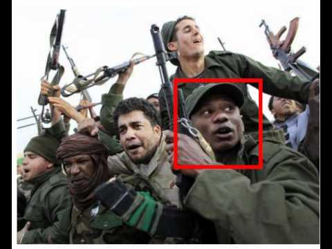 Mercenari subsahariani di Gheddafi