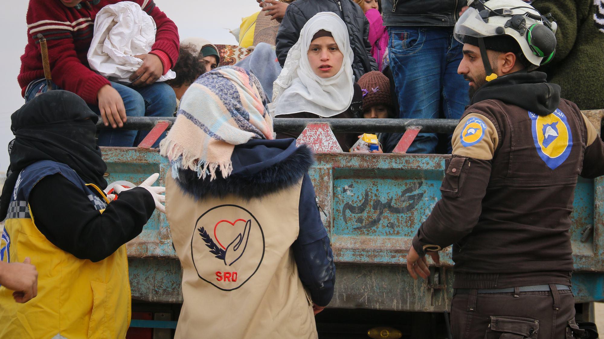 Le tre Sirie
