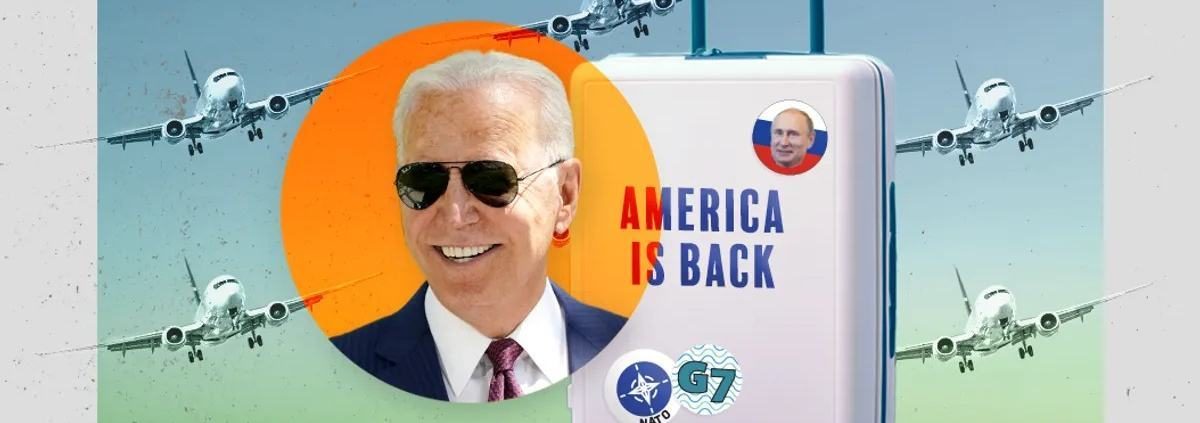 America is back