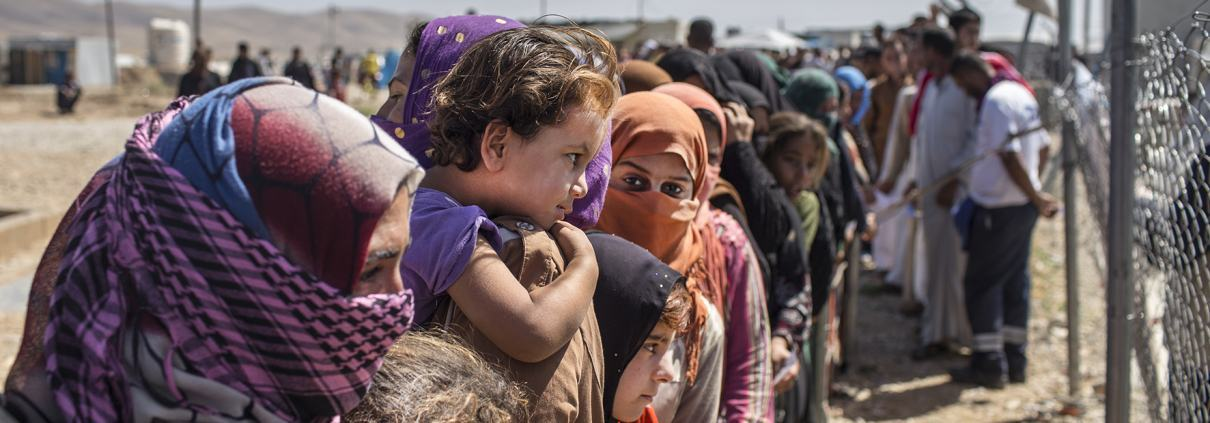 una mobilitazione costante in Iraq