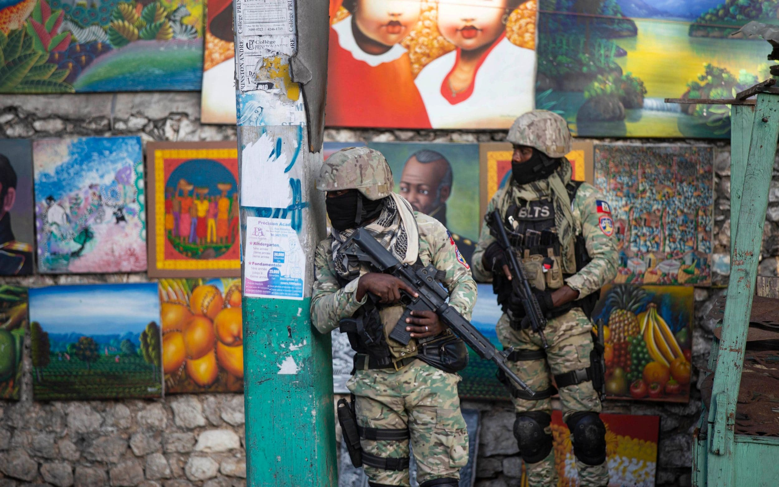A Haiti l'ordine è di uccidere il Presidente