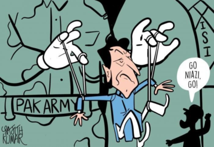 L'Occidente affida al Pakistan