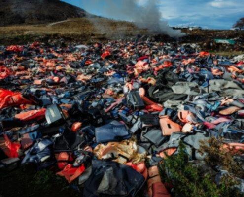 gli schiavi della rotta dell'Egeo